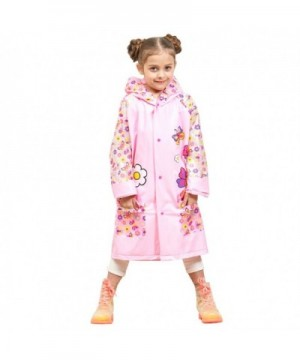 Laus Printed Raincoats Backpack Position