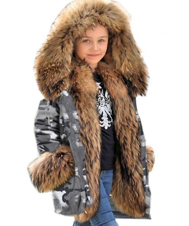 Aofur Unisex Outwear Children Clothes