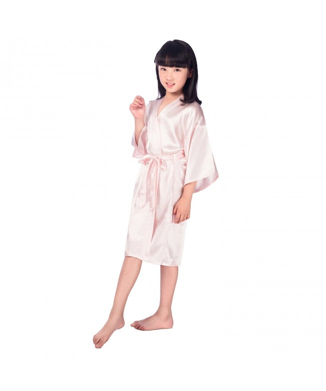 Childrens Wedding Dressing Lingerie Sleepwear