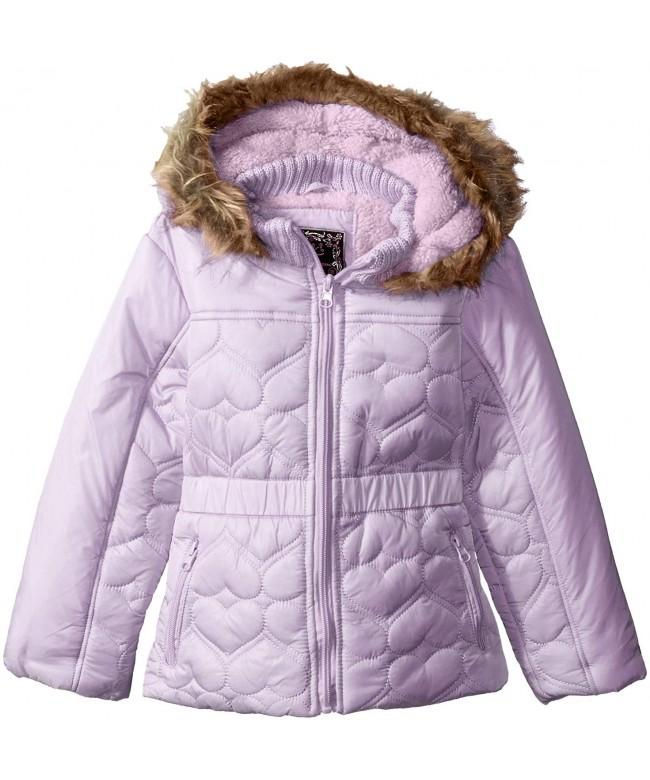Ok Kids Girls Design Jacket