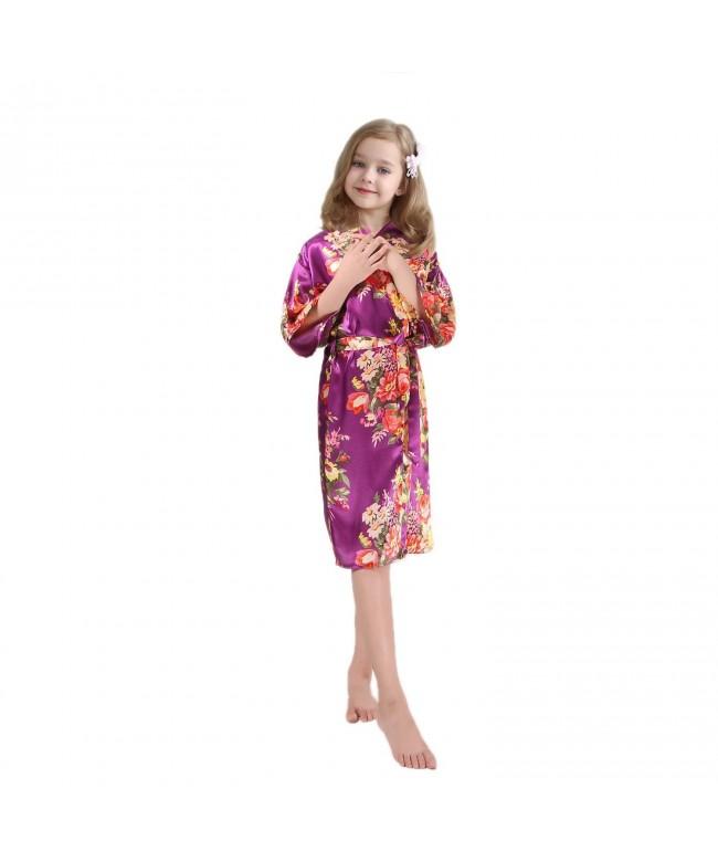 FCTREE Kimono Nightgown Wedding Birthday