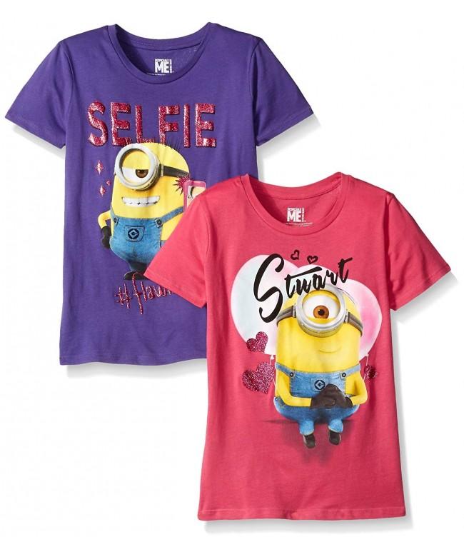 Despicable Me Girls Value T Shirt