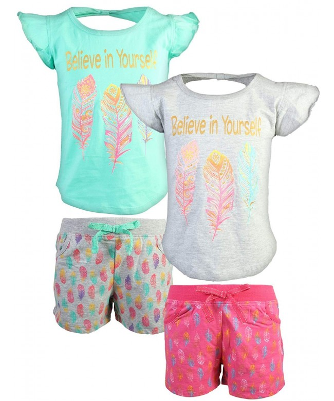 Real Love Girls 4 Piece French