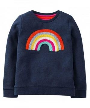 GSVIBK Little Sweatshirts Cartoon Pullover