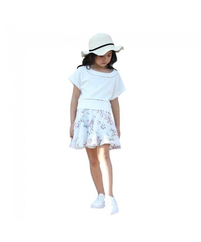 AIMBAR Toddler Clothes Fashion T Shirt
