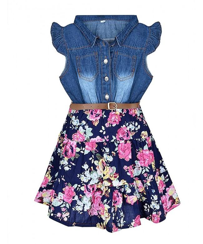 Tkiames Little Spring Summer Fashion