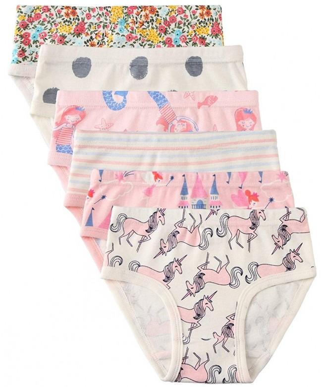 Little Underwear Cotton Panties Toddler