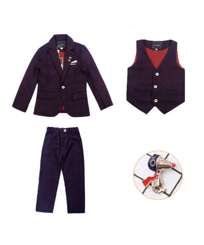 Boys Formal Dresswear Piece Pants