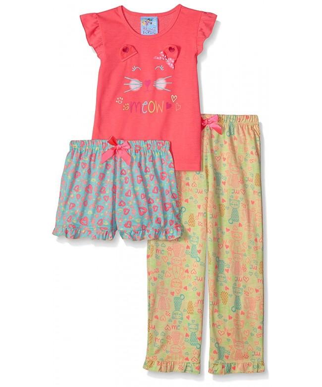 Baby Bunz Girls Little Sleepwear