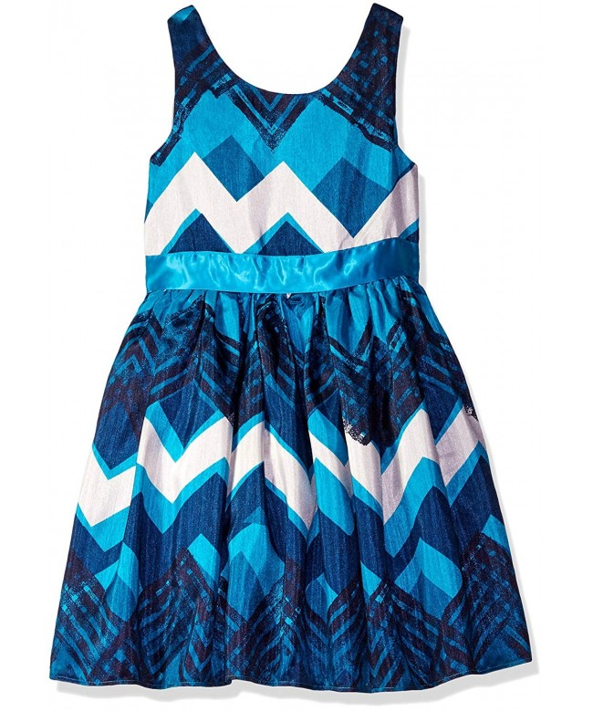 Bloome Girls Chevron Special Occasion