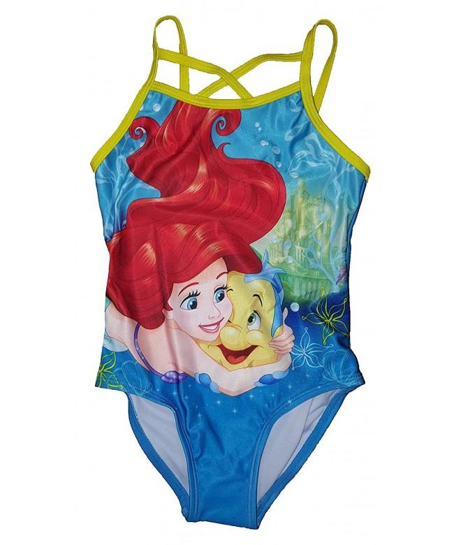 Disney Ariel Little Mermaid Swimsuit