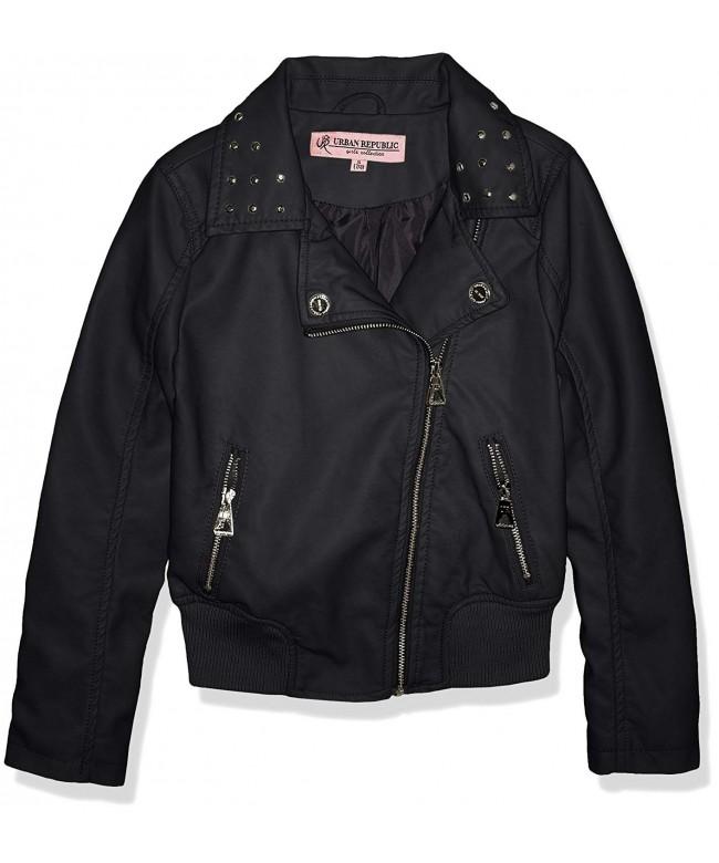 Urban Republic Girls Faux Jacket