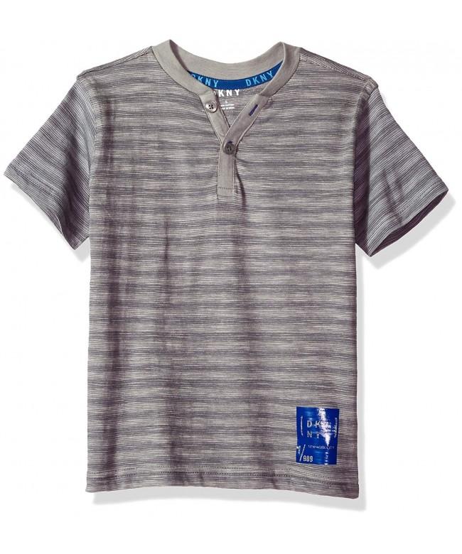 DKNY Boys Short Sleeve T Shirt