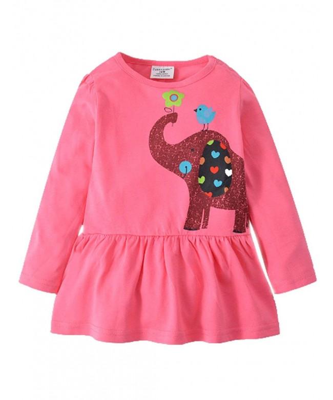 Mengmeng Elephant Clothes Toddler T Shirt