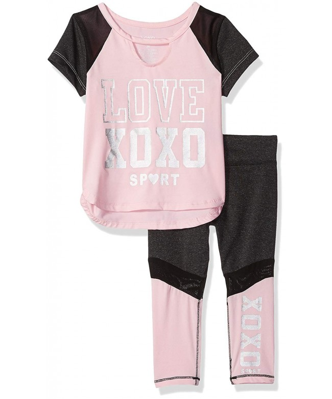XOXO Girls Piece Performance Legging