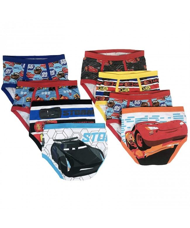Disney Cars Boys Underwear Toddler