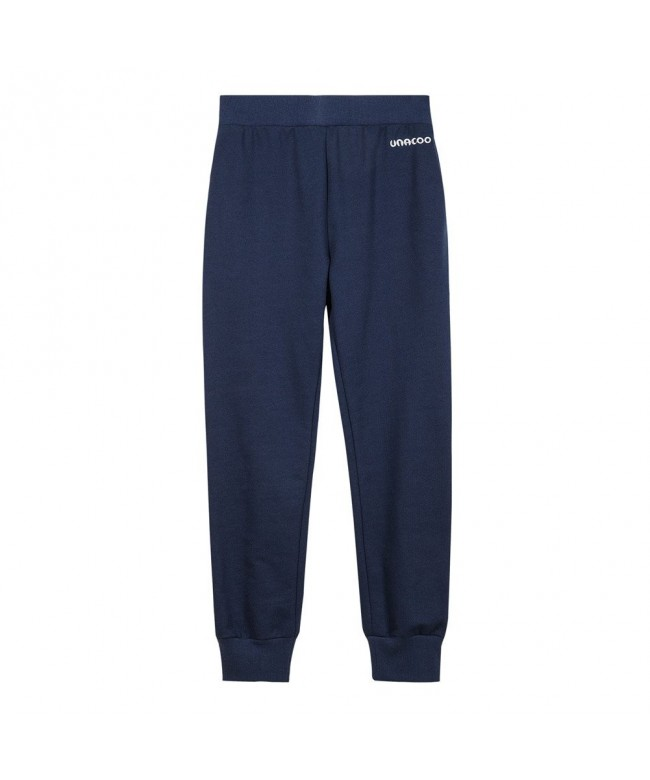 UNACOO Girls French Jogger Pockets