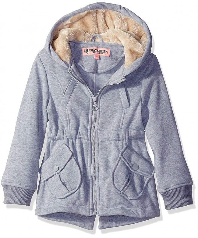 Urban Republic Girls Fleece Jacket