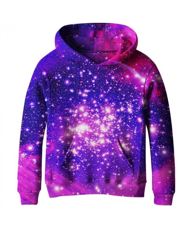 SAYM Pockets Sweatshirts Pullover Hoodies