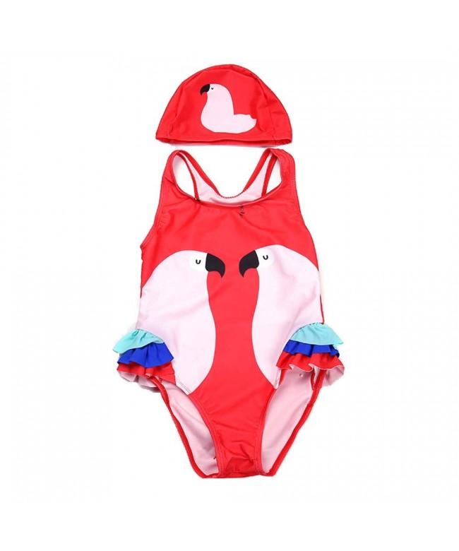 ASHER FASHION Swimsuit Printed Swimwear