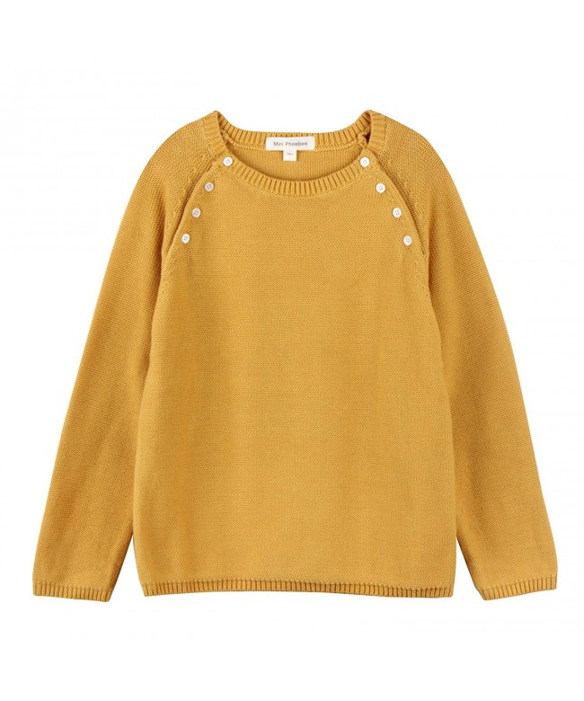 Mini Phoebee Little Pullover Sweater