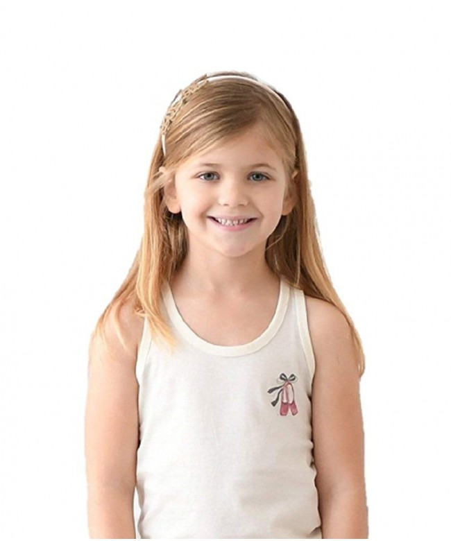 KoraVera Organics Girls Organic Cotton
