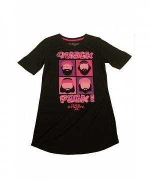 Duck Dynasty Girls Night Shirt