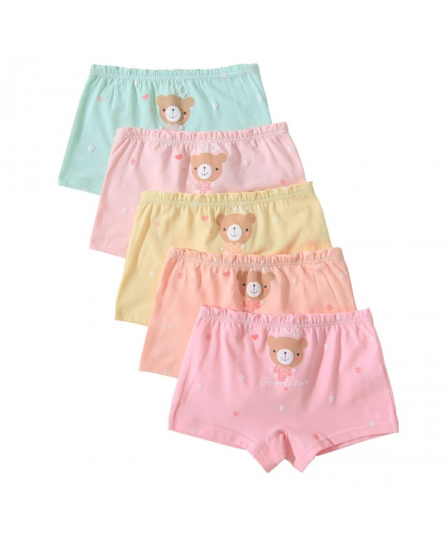 FYDRISE Boyshort Underwear Seamless Panties