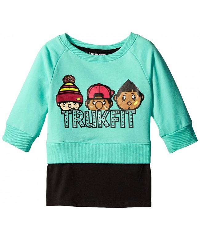 Trukfit Little Girls Dope Layered