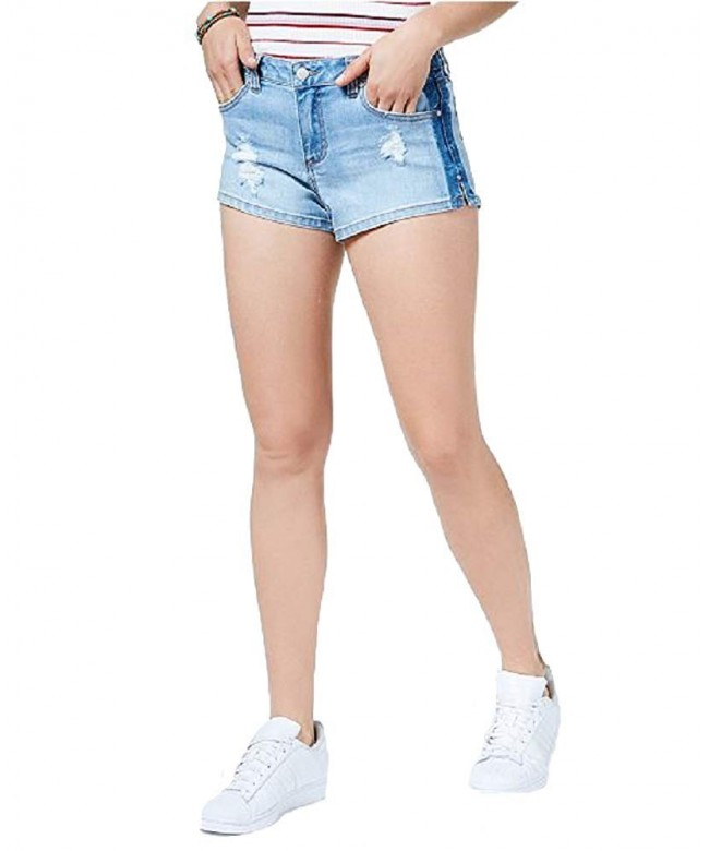 Celebrity Pink Juniors Ripped Shorts