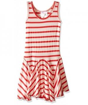 Elisabeth Girls Stripe Flippy Skirt