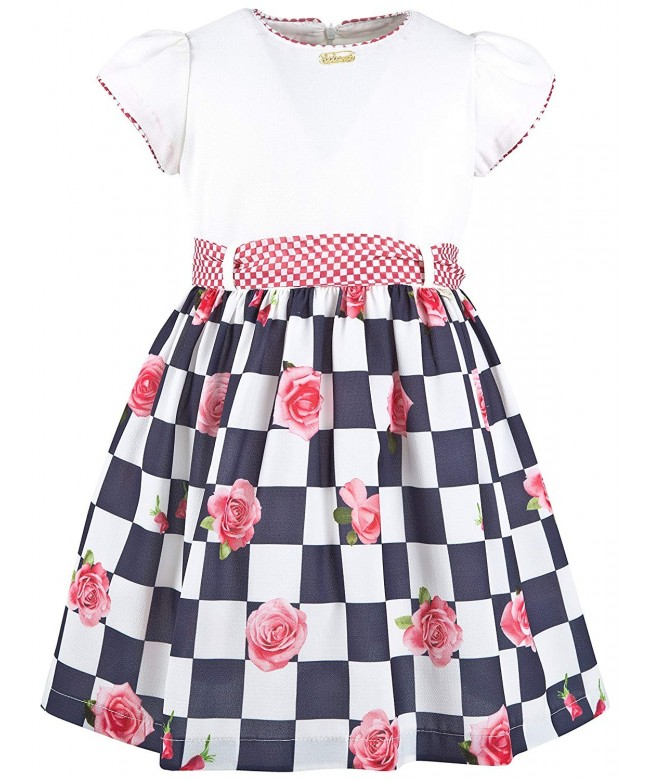 Lilax Sleeve Checked Easter Toddler