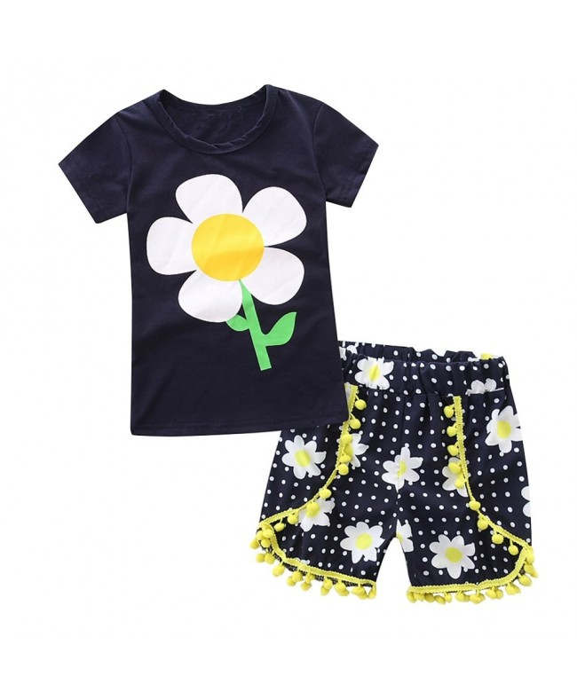 KIDSA Toddler Clothes T Shirt Outfits