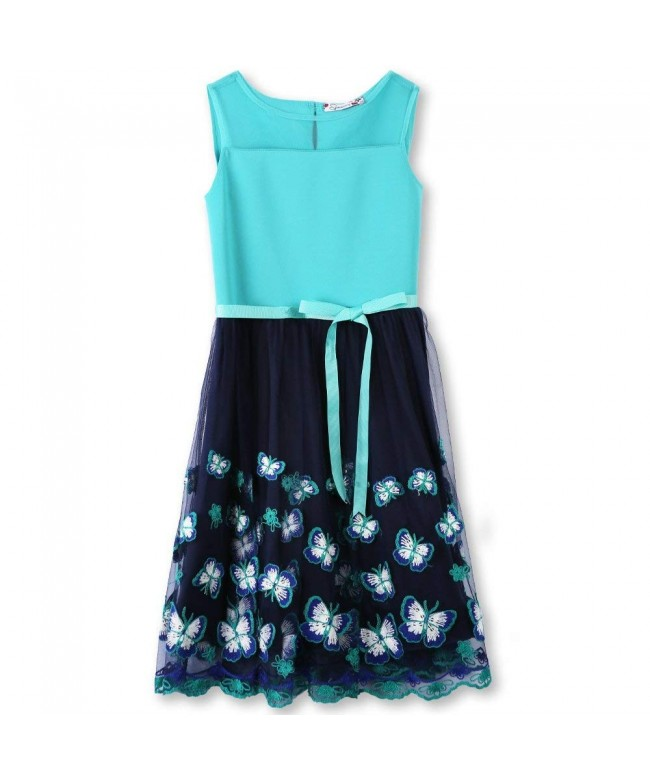 Speechless Girls Butterfly Party Dress