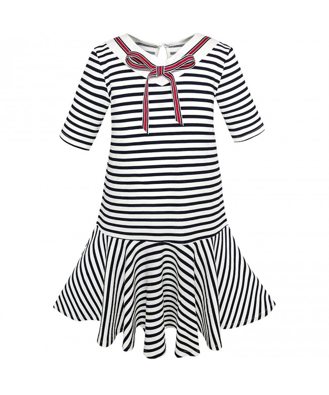 Sunny Fashion Striped School Jumper