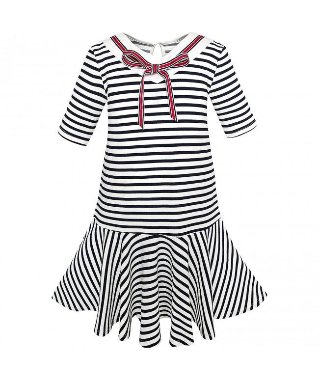 Sunny Fashion Striped School Jumper