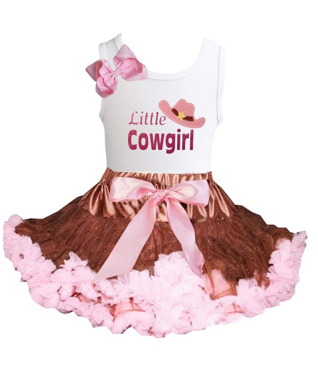 Kirei Sui Brown Little Cowgirl