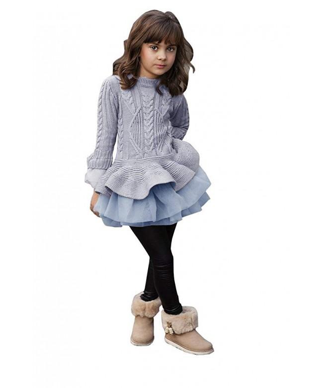 Imily Bela Little Sweater Ruffle