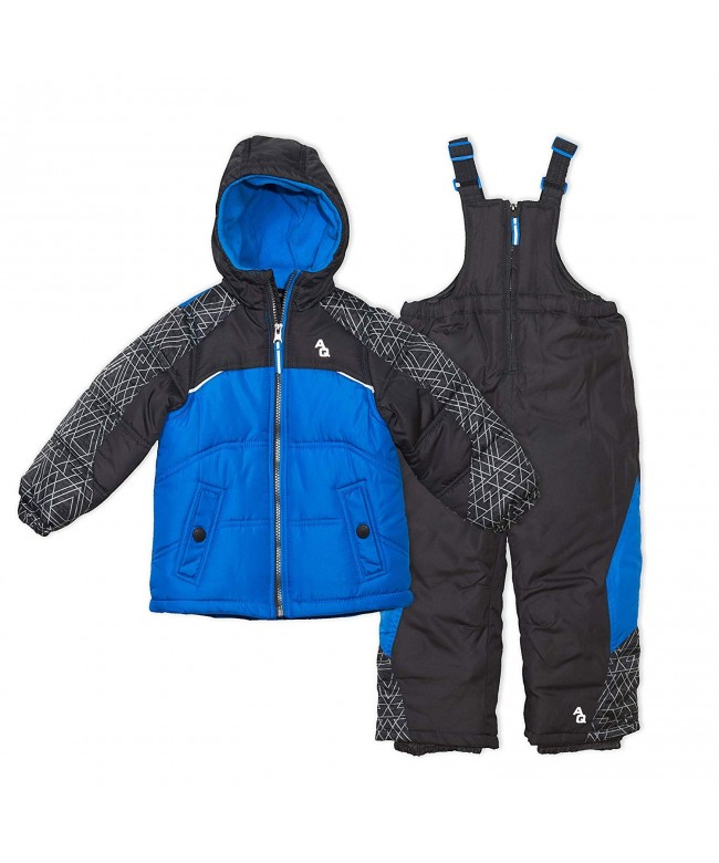 Arctic Quest Toddler Snowbib Snowsuit