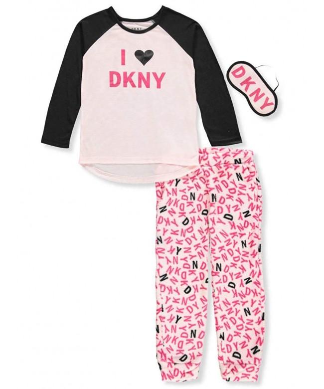 DKNY Girls 2 Piece Pajamas Sleep
