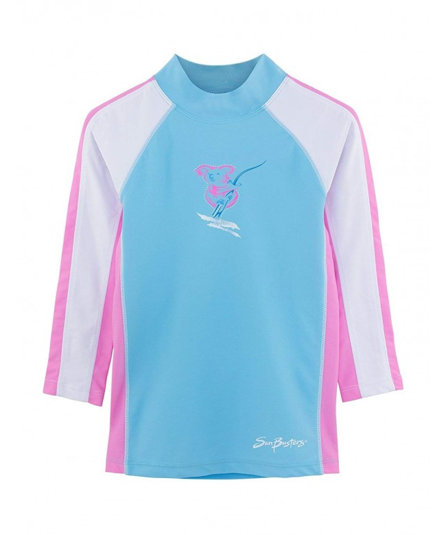 SunBusters Girls Long Sleeve Guard