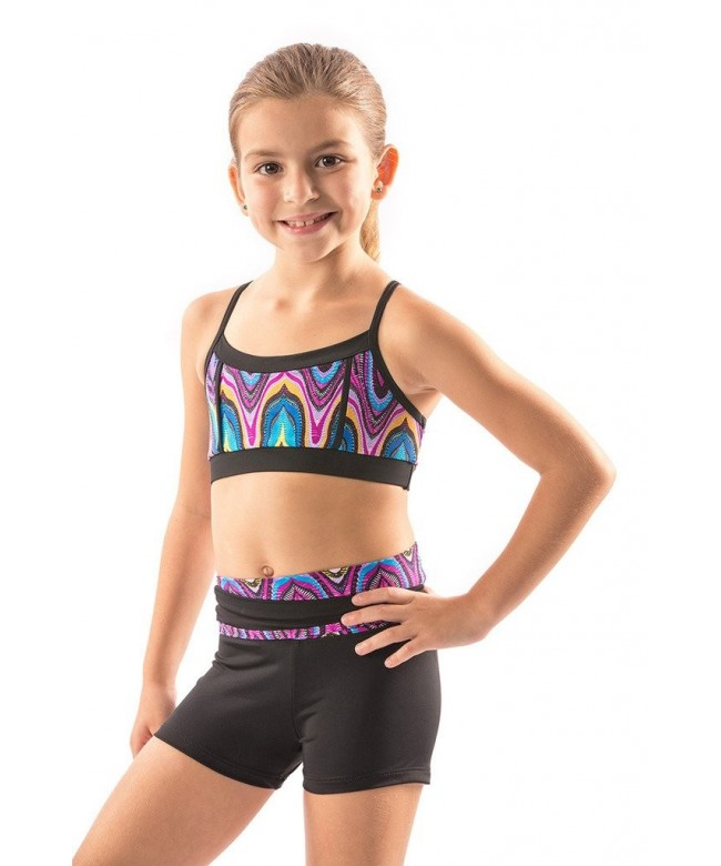 Lizatards Shorts Girls Adult Gymnastics