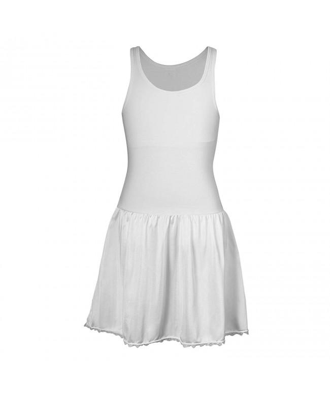 Sash Sleeveless Under Dress Built
