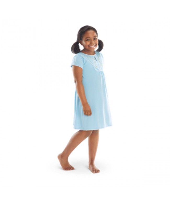 American Girl Embroidered Nightgown X Small