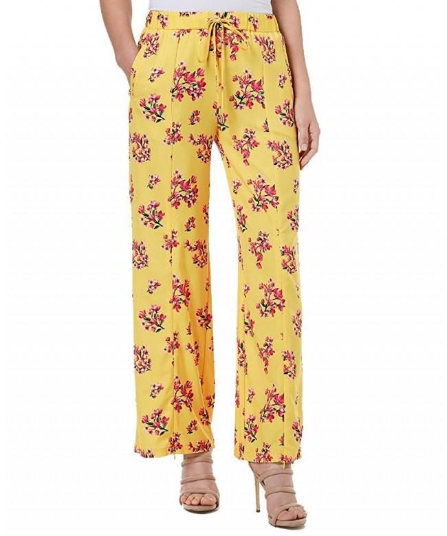XOXO Juniors Floral Print Pants Garden