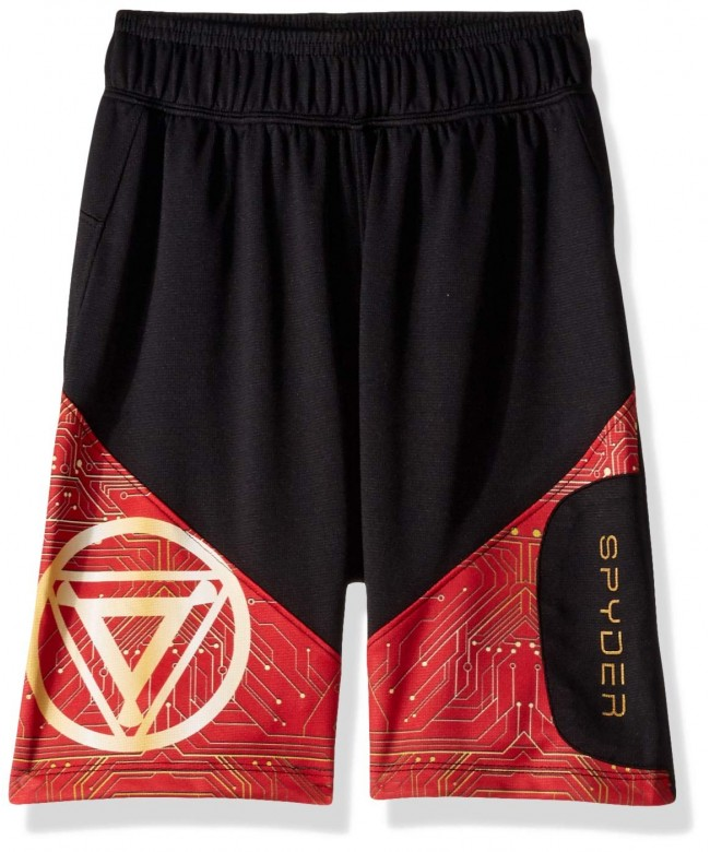 Spyder Active Sports Marvel Shorts