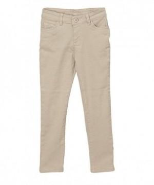 iGirldress Girls Skinny Uniform Pants