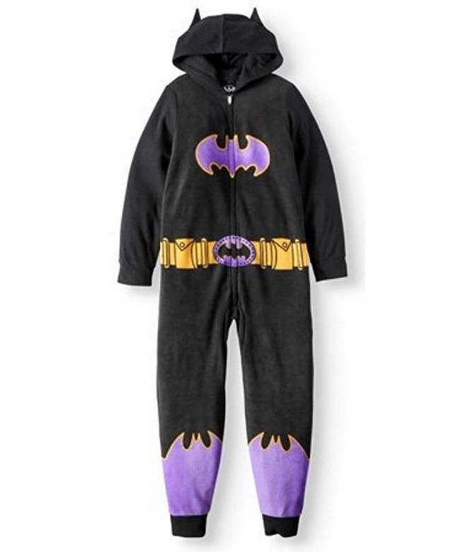 AME Batgirl Hooded Pajama Union