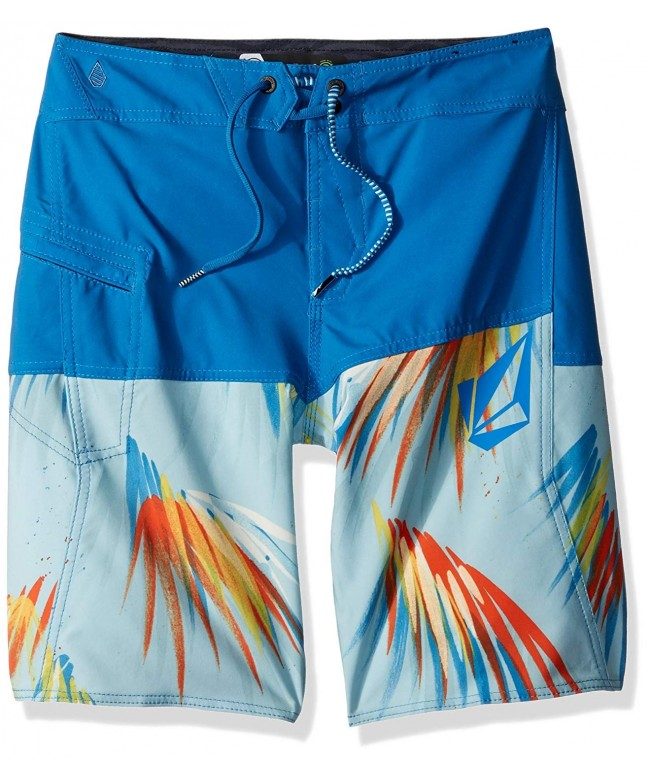 Volcom Boys Asym Youth Boardshort