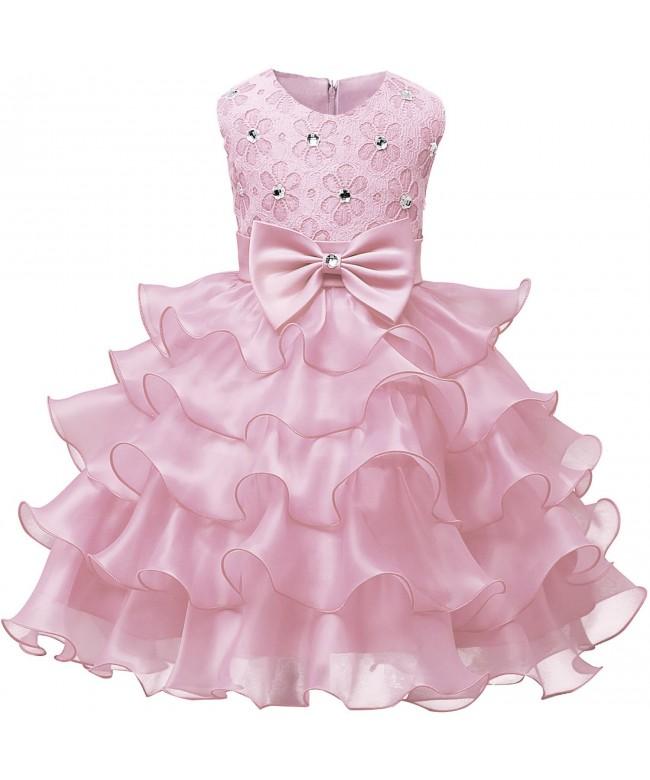 NNJXD Dress Ruffles Wedding Dresses